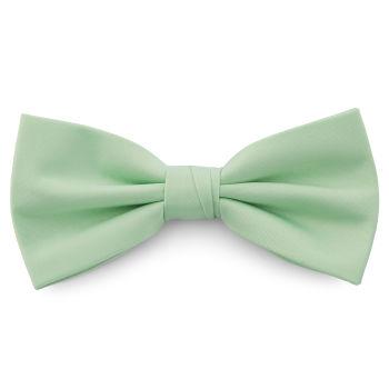 Pajarita básica verde menta