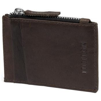Montreal Mini Brun RFID Skinnlommebok