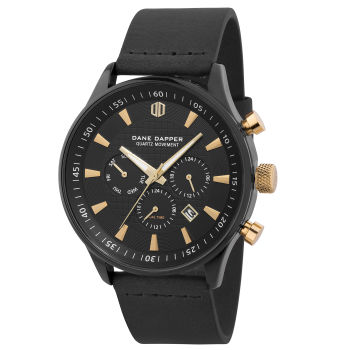 Black Troika Watch