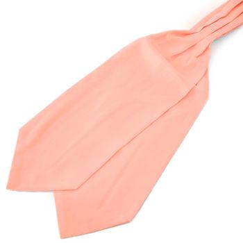 Corbatón básico rosa salmón
