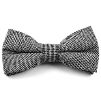 Pajarita de algodón para caballero