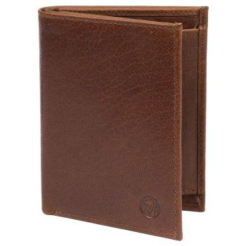 Montreal Original Tan RFID Leather Wallet