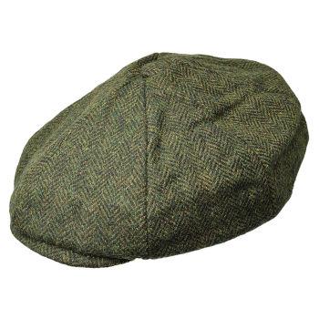 Gorra Newsboy verde