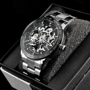 Reloj Rolat en negro