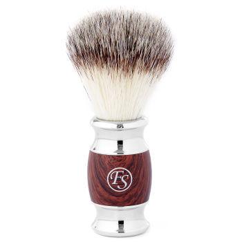 Rosewood Synthetic Shaving Brush