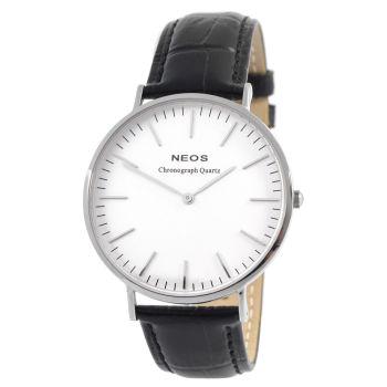 Black White Classic Sapphire Watch