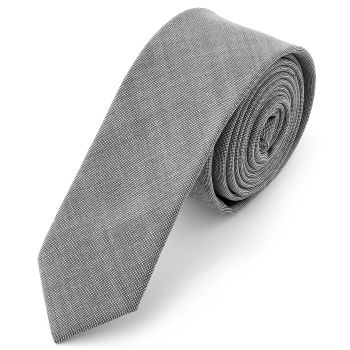 Corbata en tonos grises