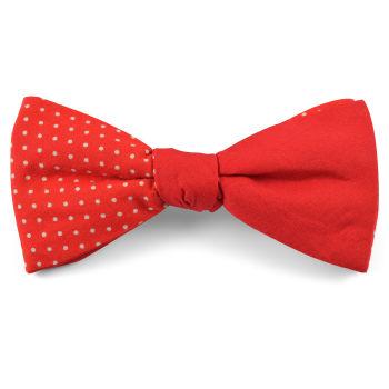 Parajita algodón diseño rojo combinado