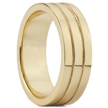 Lionel aranyozott 925s gyűrű