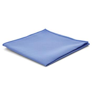 Pañuelo de bolsillo básica azul claro