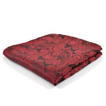 Pañuelo de bolsillo con estampado elegante