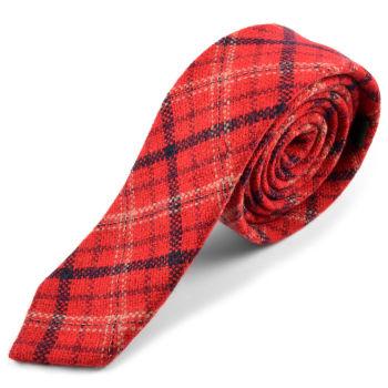 Corbata de lana de cachemira Forest Man's