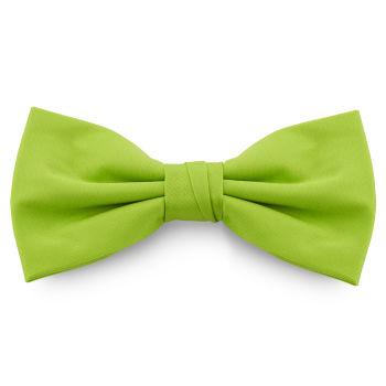 Pajarita básica verde lima