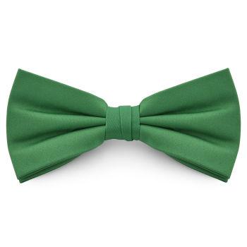 Pajarita básica verde esmeralda