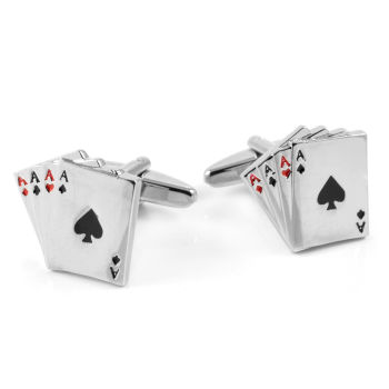 Poker Manschettknappar