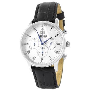 White Renaissance Sapphire Watch