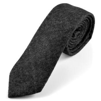 Classic Grey Black Tie