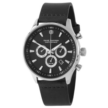 Troika Armbanduhr In Schwarz & Silber
