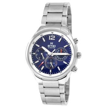 Reloj Overfly azul de medianoche EYKI