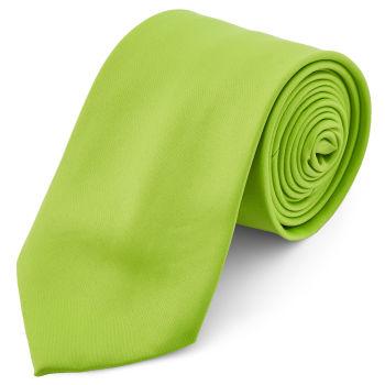 Pajarita básica verde lima 8 cm