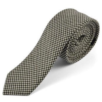 Corbata de lana años cincuenta