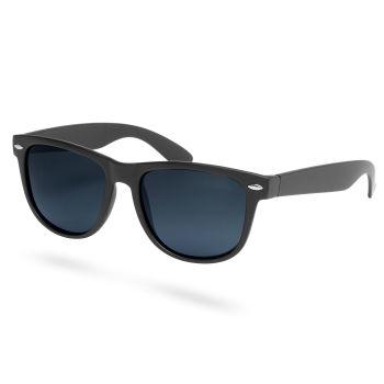Mattsvarta Polariserade Solglasögon