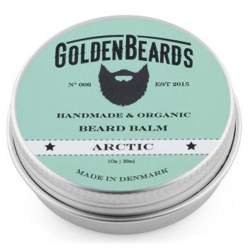 Arctic -orgaaninen partapalsami