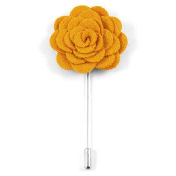 Oransj Rose Jakkeslagsnål
