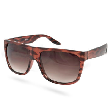 Brown OZ Retro Sunglasses