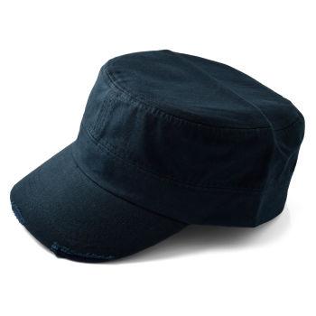 Gorra de cadete azul marino