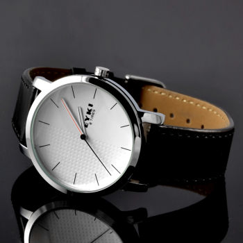 Relógio Branco Eyki E-Times