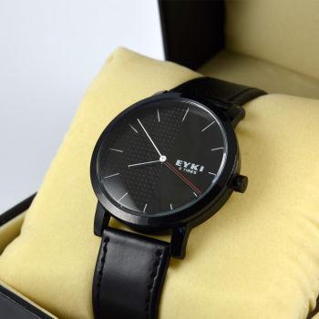 Reloj negro Eyki E-Times