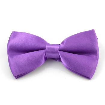 Pajarita púrpura