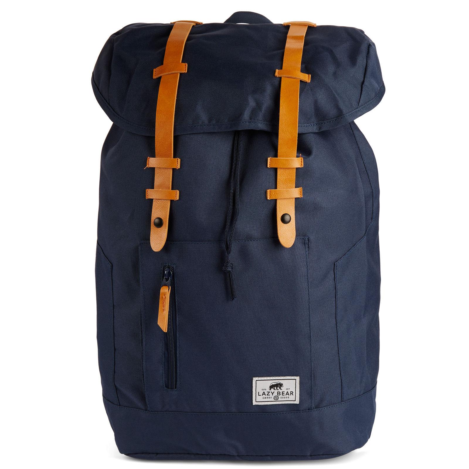 Gratis Verzending Bear Lazy Marineblauwe Backpack Lucas agxOAA
