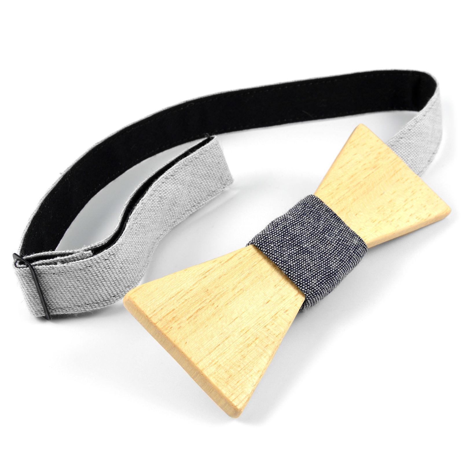 Rounded Bow Tie in Birch RAA3 lKjWsyac