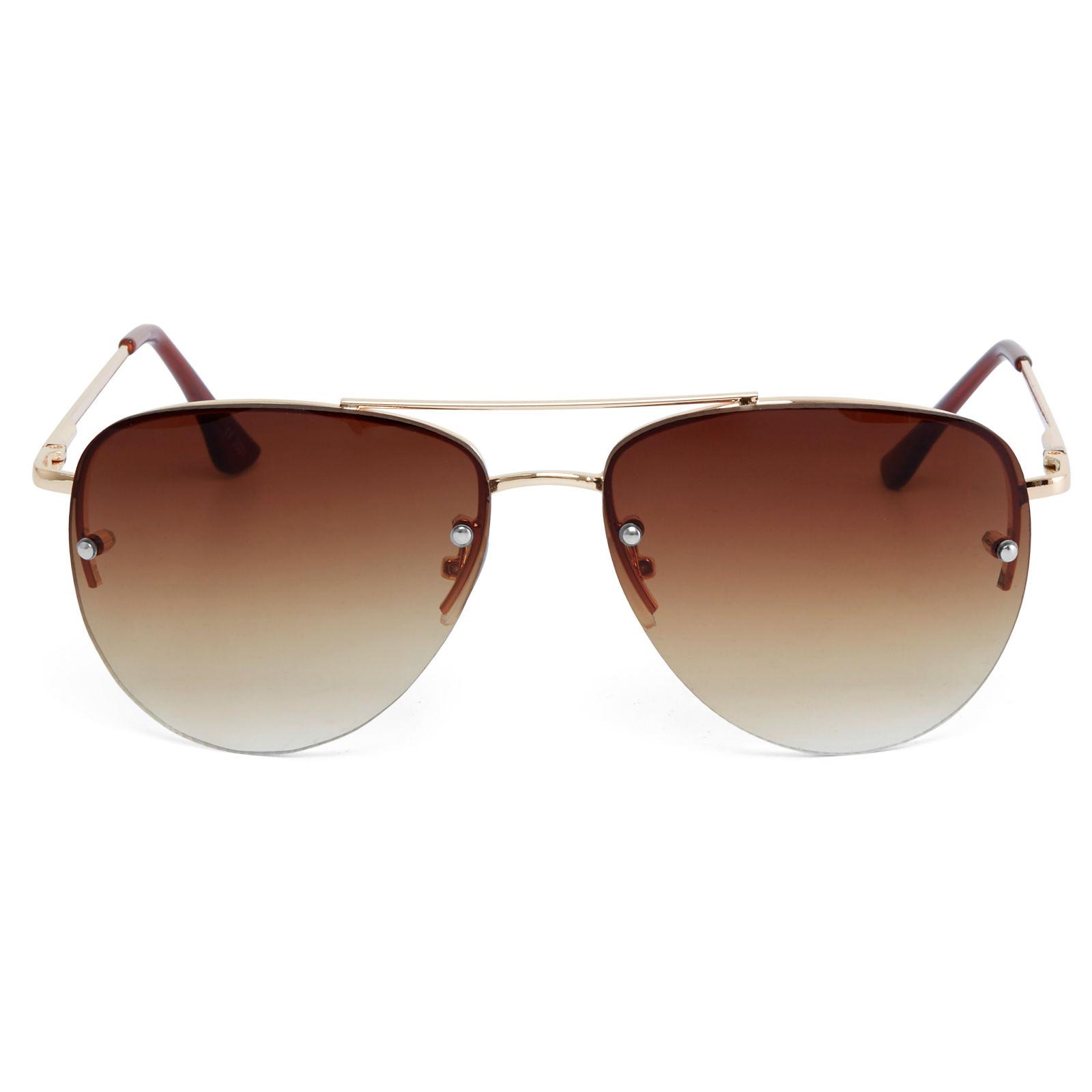 Browline Sonnenbrille Mit Brauner Verlaufstönung bzlAG8jE9B