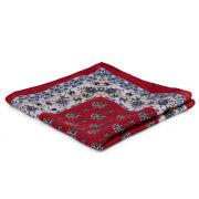 Red Floral Pocket Square Trendhim gNXLrmk
