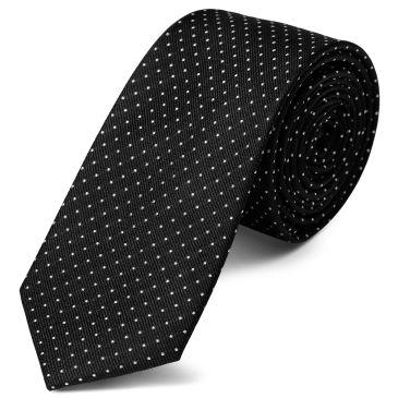 Gold Polka Dot Silk 6cm Necktie Trendhim LdK1Y