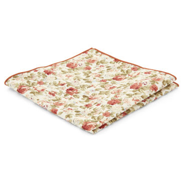 Floral Coral Pocket Square Trendhim 6ch5yw6