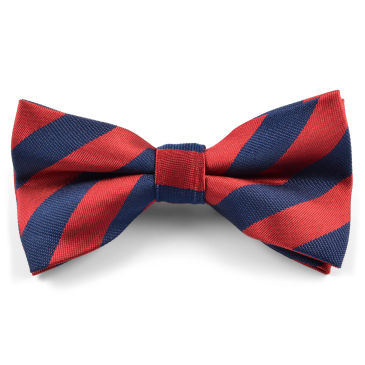 Striped Old School Bow Tie Trendhim 8Aoujr