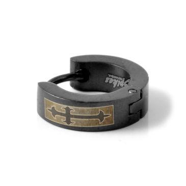 5mm Round Black Zirconia Earring Trendhim qOADWMdQA