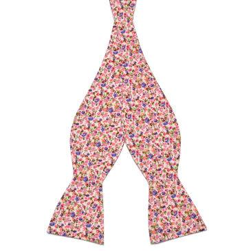 Pink Dot Cotton Self Tie Bow Tie Trendhim QWErEl5eoA