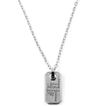Dual Steel Dog Tag Necklace Trendhim ItyNeag