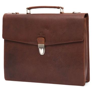 Petit sac en bandoulière Montréal en cuir noisette 5v8Ct0Z7