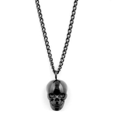 Skull Nature Necklace Trendhim Dg0Wfihgk
