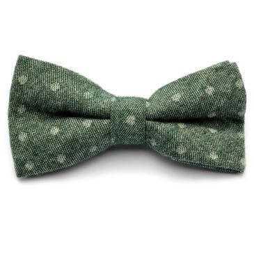 Military Green Self Tie Bow Tie Trendhim TT1RO