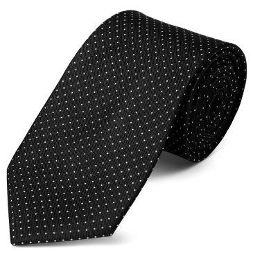 Brown Polka Dot Silk 8cm Necktie Trendhim RD6ADQ