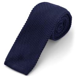 Cravate Marine Bleu Bleu Cravate Tricotée Tricotée Bleu Marine Marine Cravate 5L4j3cRSqA