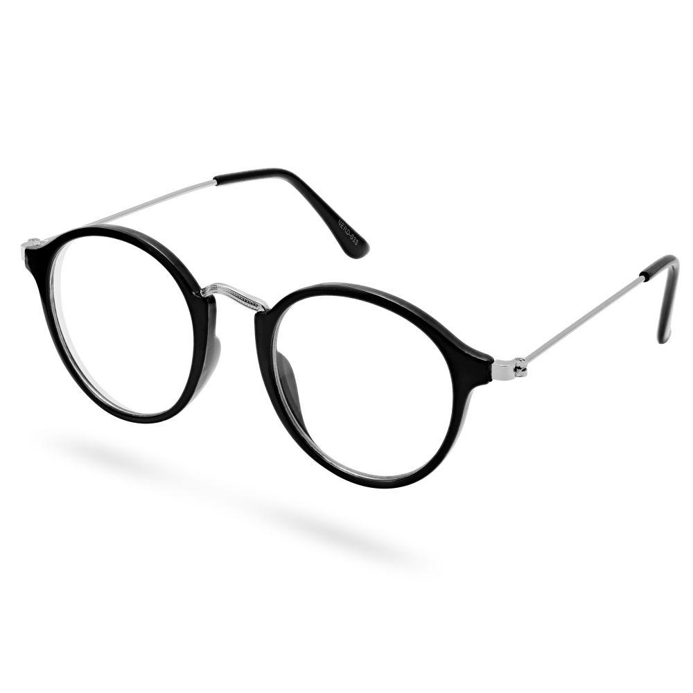 Μαύρα Γυαλιά με Διάφανους Φακούς The Scholar  ca8c7de467b