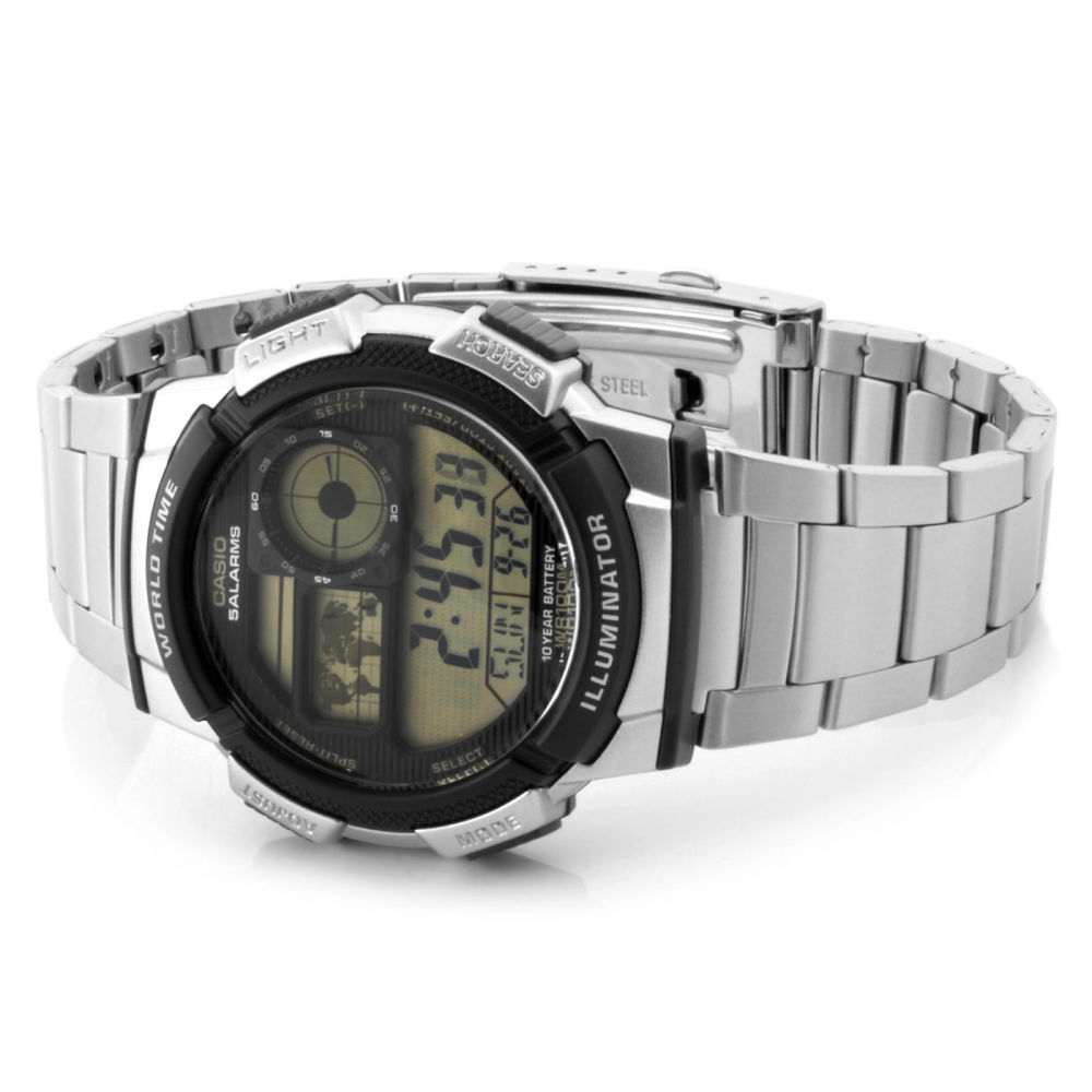 a058334a949f Reloj Casio masculino multifunción